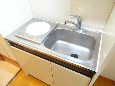 【キッチン】シティハウス笹塚