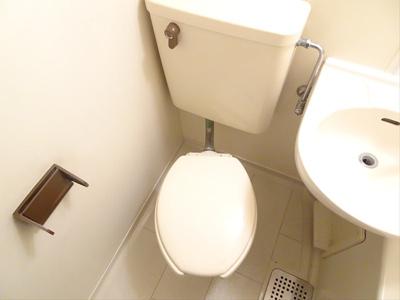 【トイレ】シティハウス笹塚