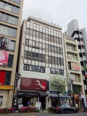 【外観】六本木富士ビル