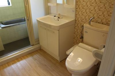 【トイレ】ビスタ大森西