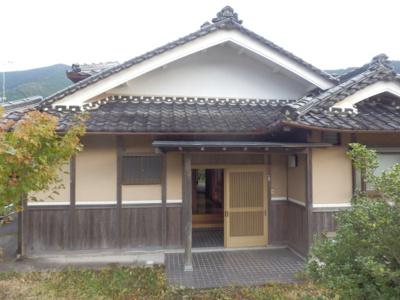 【外観】青垣町大名草中古住宅