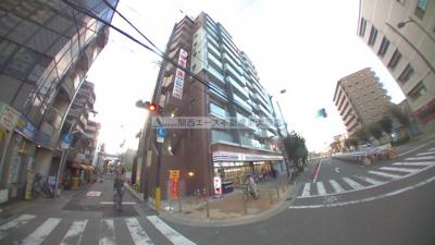 【外観】M'プラザ布施駅前参番館