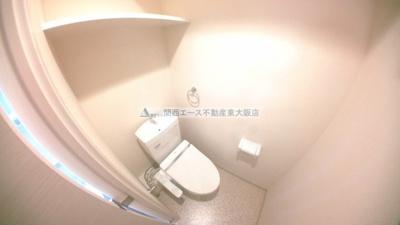 【トイレ】M'プラザ布施駅前参番館
