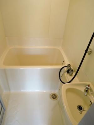 【浴室】ヴェルデ散田