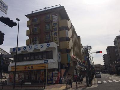 【外観】タウンハイツ南茨木2号館