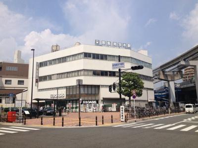 阪急南茨木駅へ徒歩1分
