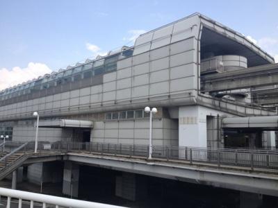 大阪モノレール南茨木駅