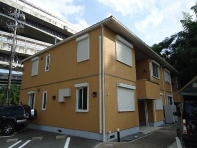 【メゾンMSK】【田尾寺駅】2008年7月築!