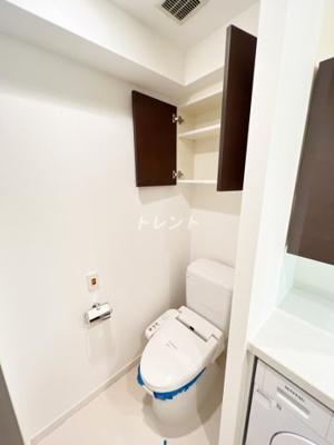 【トイレ】コンフォリア九段
