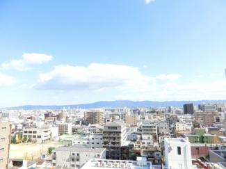 東大阪を一望できる眺望!