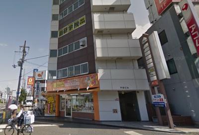【外観】千寿ビル 事務所