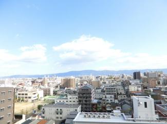 東大阪市内が一望できます!