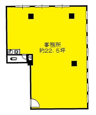 【外観】第一安田ビル 事務所