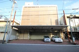 上物外観1-鉄筋コンクリート5階建の店舗居宅が存在します