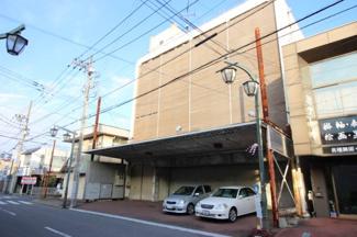 上物外観3-鉄筋コンクリート5階建の店舗居宅が存在します
