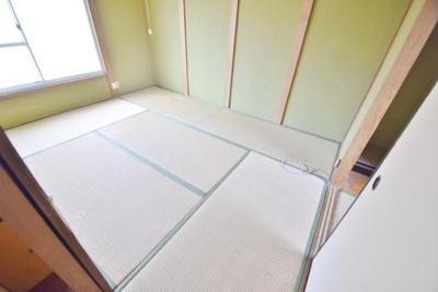 【寝室】円明町貸家