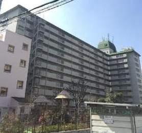 【外観】西宮グリーンマンション二号棟