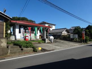 上野合郵便局 1855m