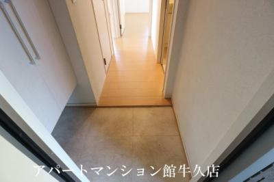 【玄関】グランドメゾンB