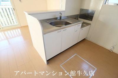 【キッチン】グランドメゾンB
