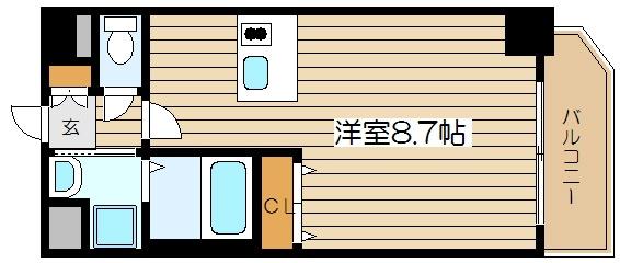 プレサンス梅田北パワーゲート