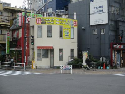 【外観】武蔵境1丁目店舗 1階 即入居可
