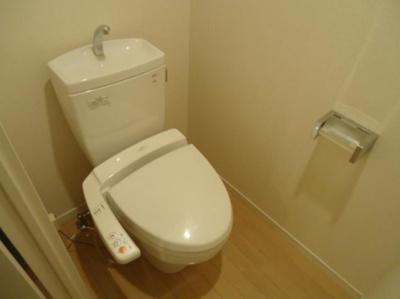 KDXレジデンス天神東Ⅱ(1LDK) トイレ