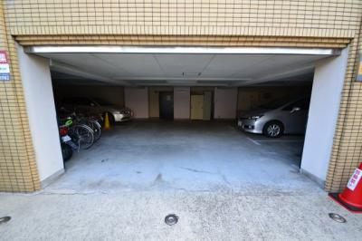 【駐車場】ラ・セーヌ六甲