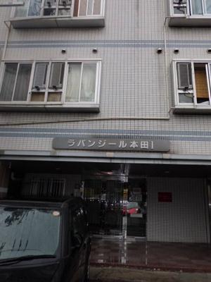 【エントランス】ラパンジール本田Ⅰ