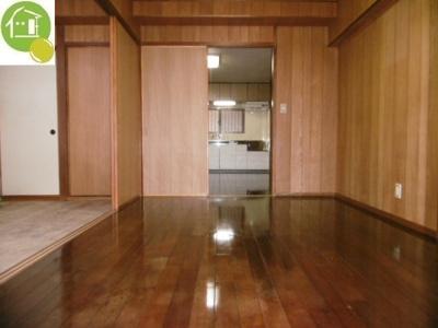 【洋室】コーポラス松島