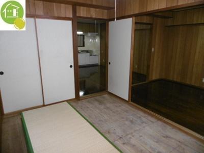 【和室】コーポラス松島