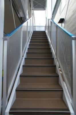 リブリ・プランドールSAGAMIの階段