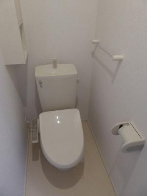 【トイレ】プロムナードメゾンエヌアン