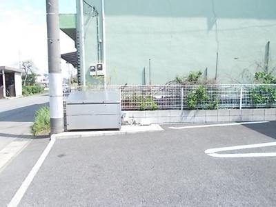 【駐車場】アジュールNK