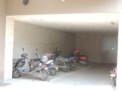 【リーデンススクエア津田沼】の駐輪場です!