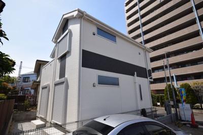 【外観】MLH藤沢本町Ⅱ(新築戸建)