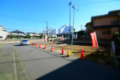 現地写真です☆ 藤沢市湘南台にある湘南ハウジングは、藤沢市内の新築戸建・売地・中古戸建・テナント等の売買・賃貸を取扱う不動産会社です☆