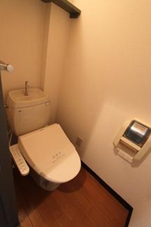 【トイレ】ブラヴール南仙台Ⅰ
