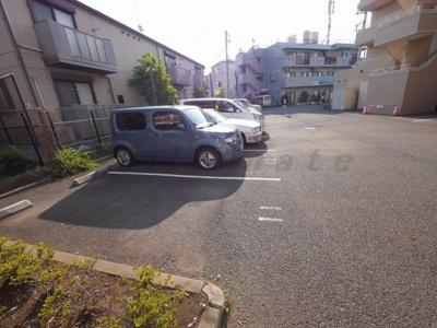 【駐車場】パークヒル三ツ沢