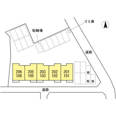 【区画図】ベイ クレスト