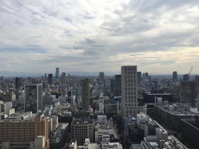 【展望】クラッシィタワー淀屋橋