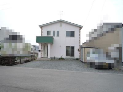 【外観】追子野木3丁目成田
