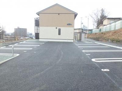 【駐車場】ハイカムール山王