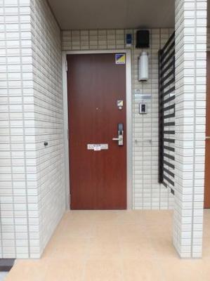 【玄関】ハイカムール山王