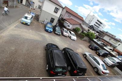 【外観】タカギ月極駐車場