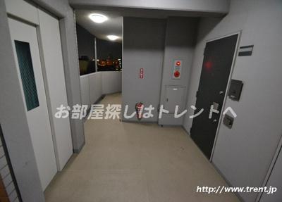 【その他共用部分】レジディア幡ヶ谷