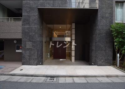 【エントランス】KDXレジデンス日本橋水天宮