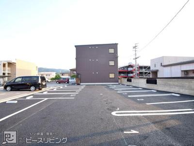 【駐車場】サンシャインルーム・櫻