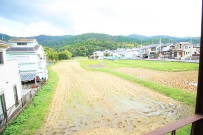 【展望】伏見区日野野色町 中古戸建