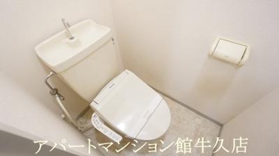 トイレ内♪
